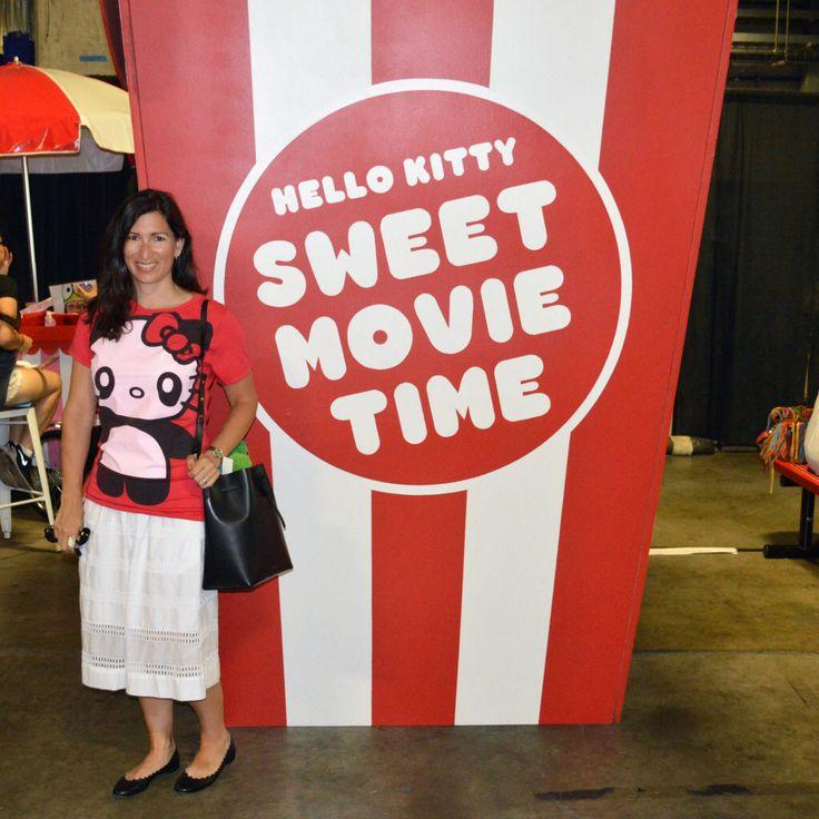 Hello Kitty Supercute Friendship Festival At Oracle Arena