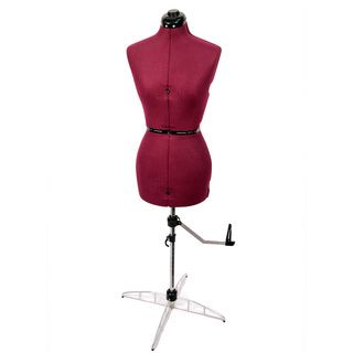 Family Petite Size Adjustable Mannequin Dress Form - Overstock Shopping - Big Discounts on Dress Forms