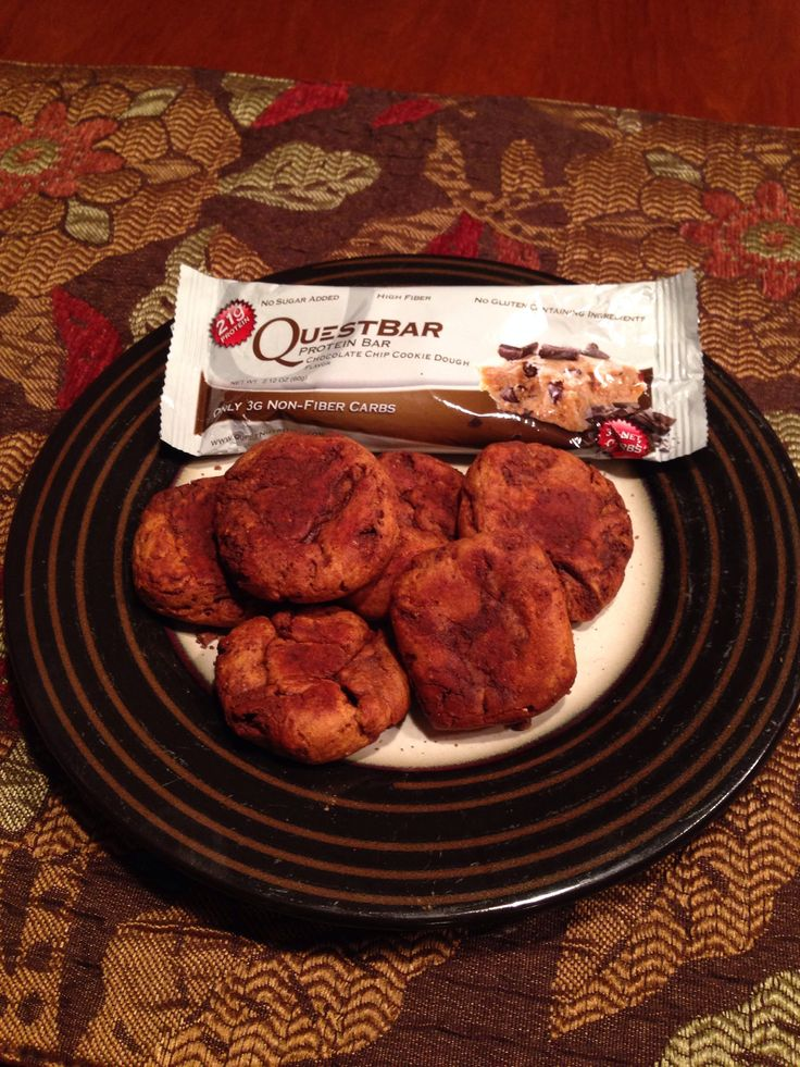 How to Make Quest Bar Cookies