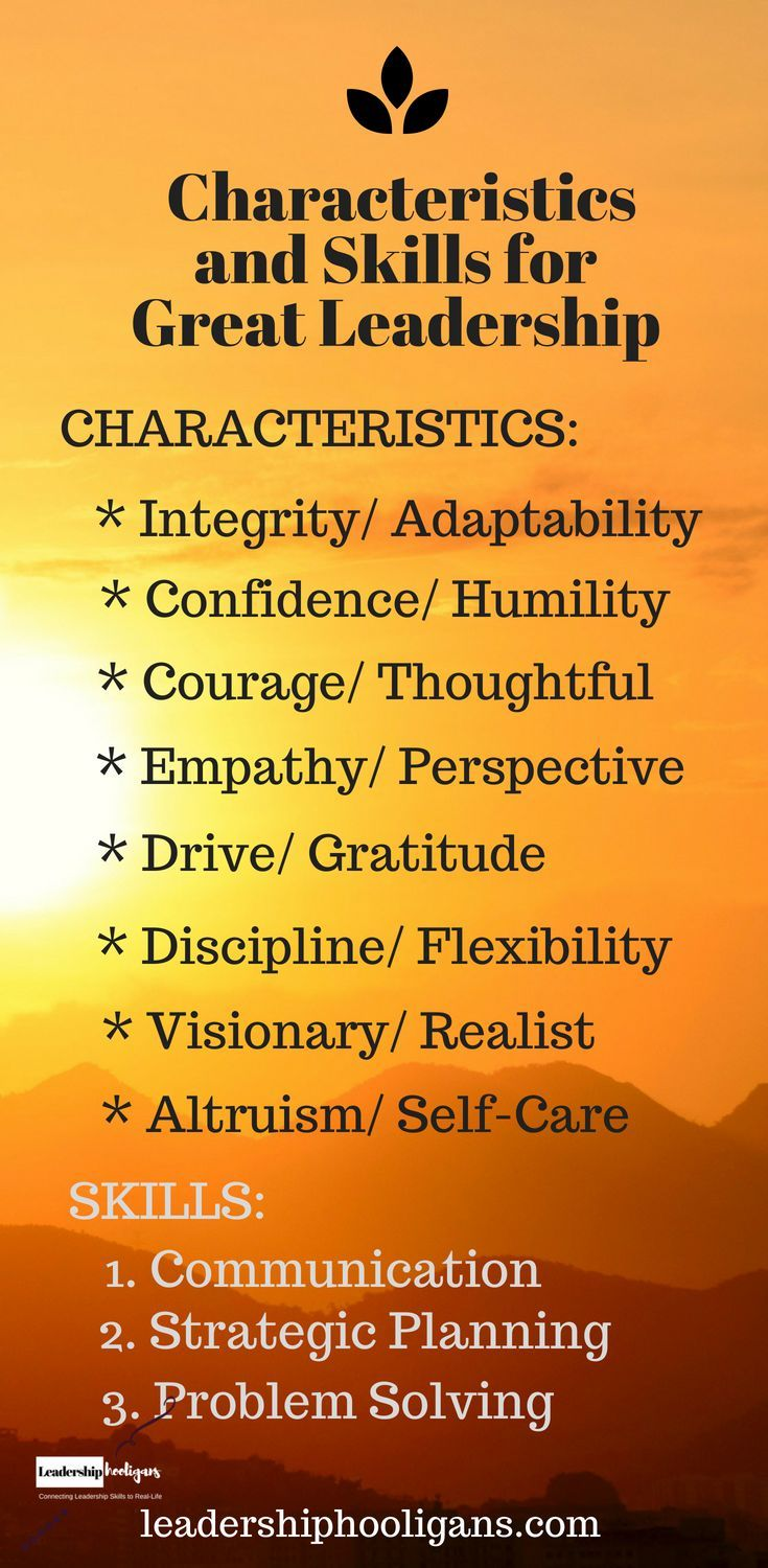 What If Everyone Was A Leader Leadership Characteristics