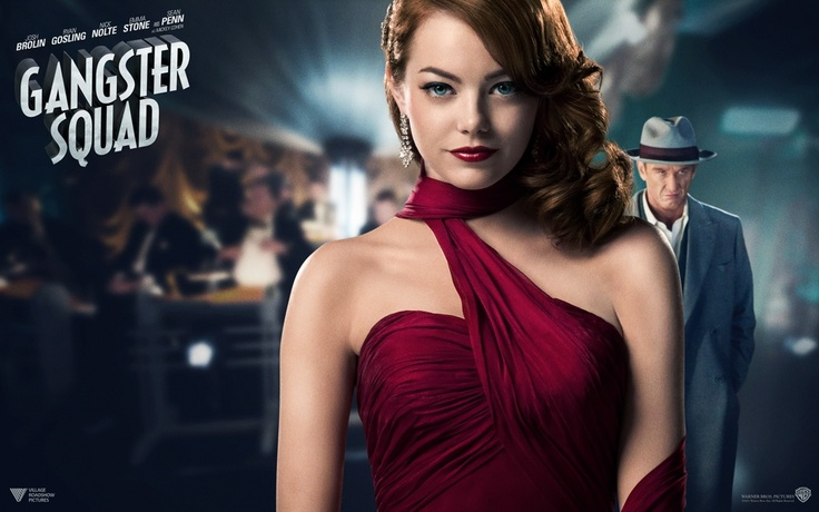 'Gangster Squad' mostly squanders its great cast, which includes Ryan Gosling, Emma Stone, and Nick Nolte. Read more about Gangster Squad at: http://www.hypebuzz.com/movies/gangster-squad.php