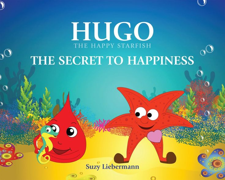 58 best products we love mg images on pinterest christmas hugo the happy starfish the secret to happiness by suzy liebermann fandeluxe Gallery