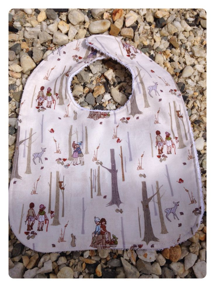 Belle & Boo Woodland Walk Trademark. Cotton Front and Back. $3 1 in Stock.