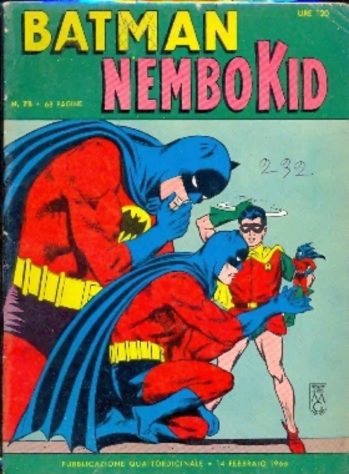 Batman e Nembo Kid