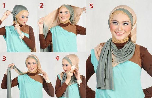 Hijab Styles Tutorials