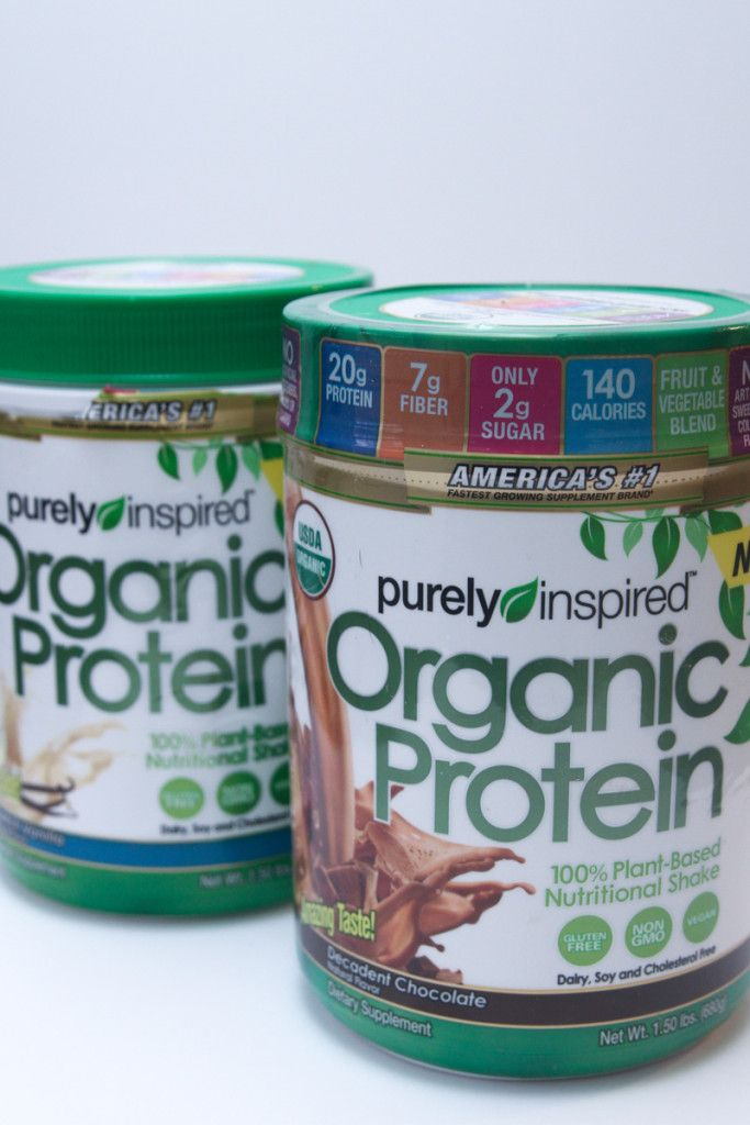 Purely inspired Organic Protein Powder