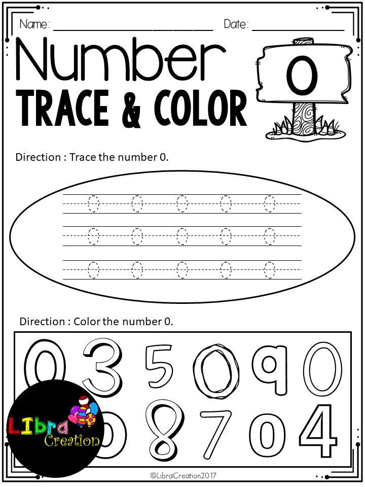 best 25 number tracing ideas on pinterest number worksheets number worksheets kindergarten. Black Bedroom Furniture Sets. Home Design Ideas