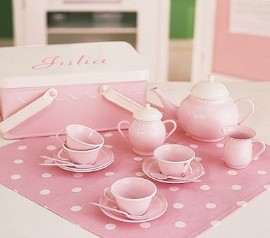 1000 images about tea set for girls on pinterest kids tea parties tea tray and curious george. Black Bedroom Furniture Sets. Home Design Ideas