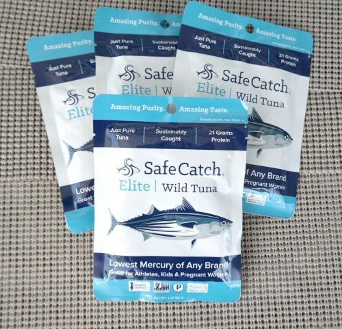 Safe Catch Elite Wild Tuna - Best tuna for making tuna casserole, cold tuna salad sandwiches, etc. #sponsored review