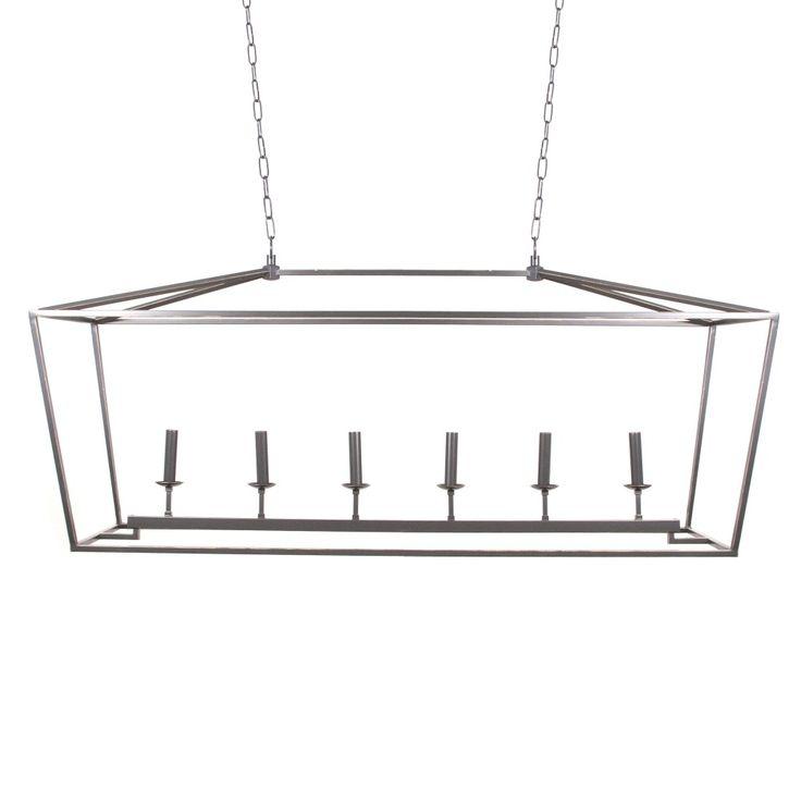pinteresten a k vetkez vel kapcsolatban rectangular chandelier. Black Bedroom Furniture Sets. Home Design Ideas