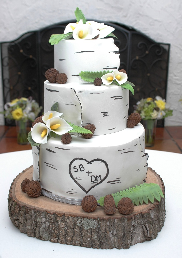 Modeling Chocolate For Outdoor Wedding Cake