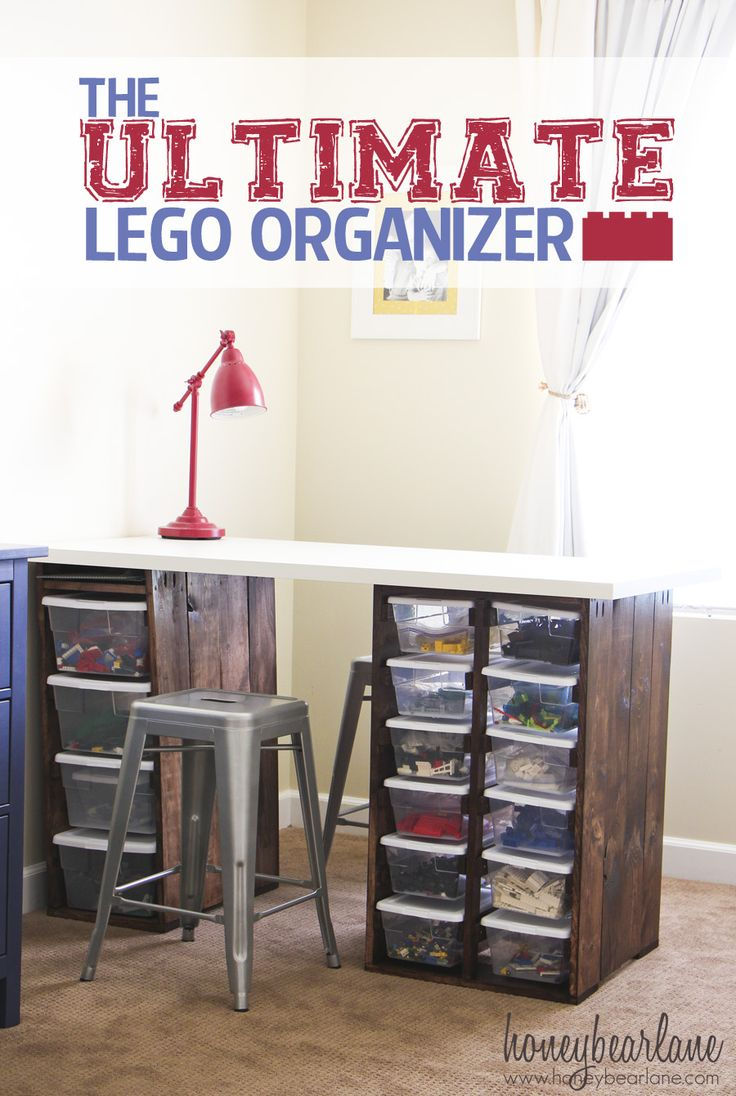 32 best images about lego on pinterest lego sets custom for Kids room organizer