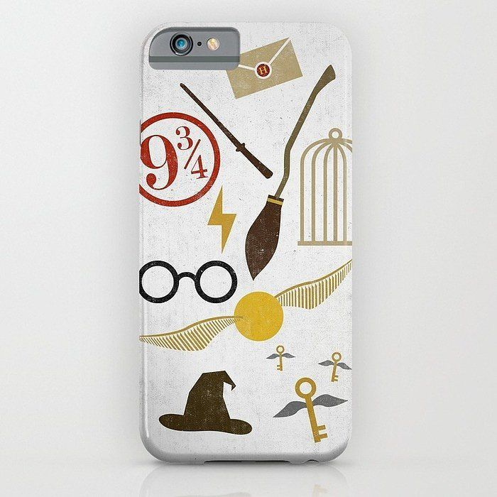 "Harry Potter ""Pattern"" Phone Case ($35-$98):"