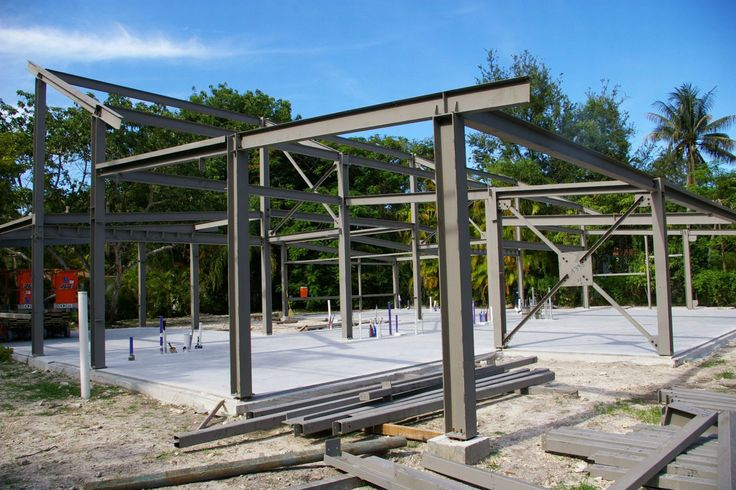 The 25 best steel frame construction ideas on pinterest for Ecosteel homes