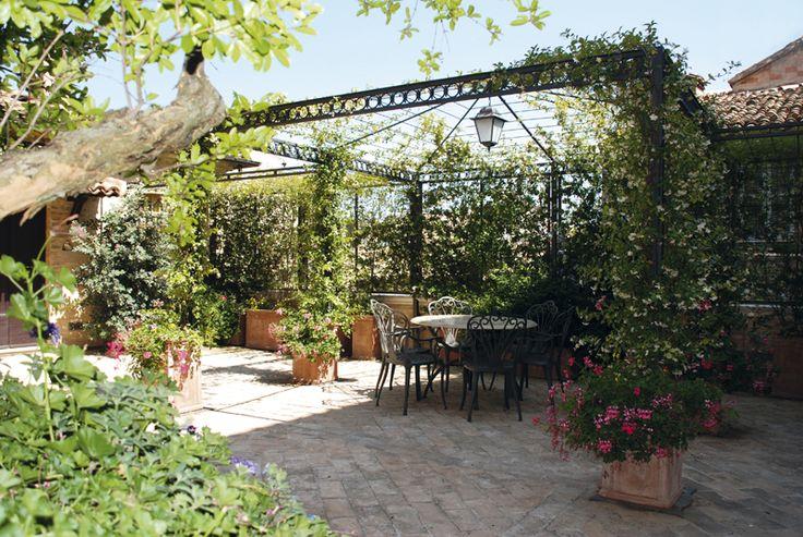 Oltre 1000 idee su progettare il giardino su pinterest - Giardino a terrazze ...