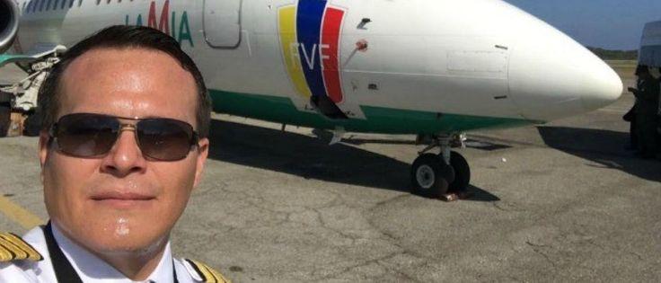 Noticias ao Minuto - Piloto do avião da Chapecoense tinha mandado de prisão