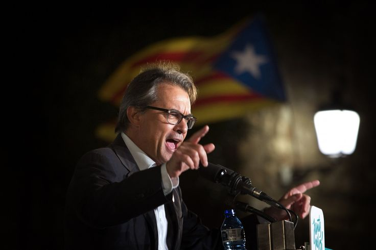Court condemns former Catalan chief for vote on independence - The Washington Post