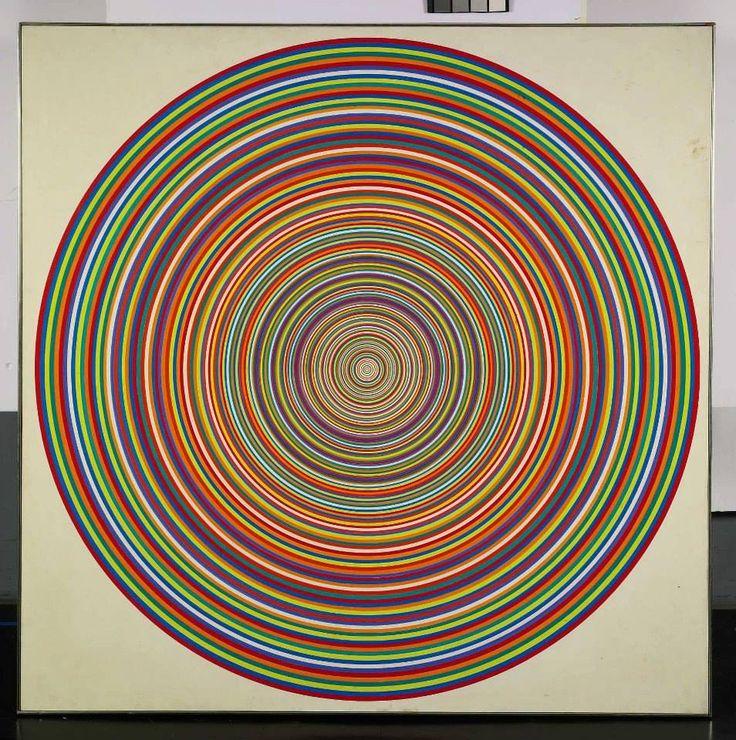 TADASUKE KUWAYAMA, ( TADASKY ), 1964, 173 x 173 cm