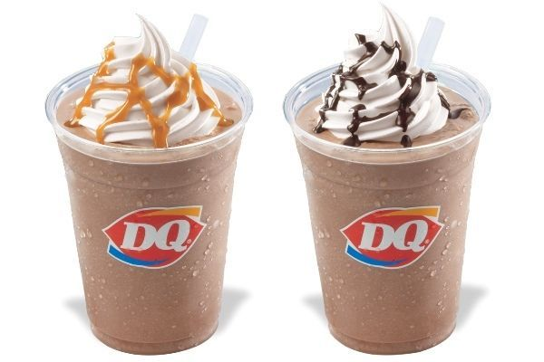 Dairy Queen Restaurant Copycat Recipes: Frozen Hot Chocolates