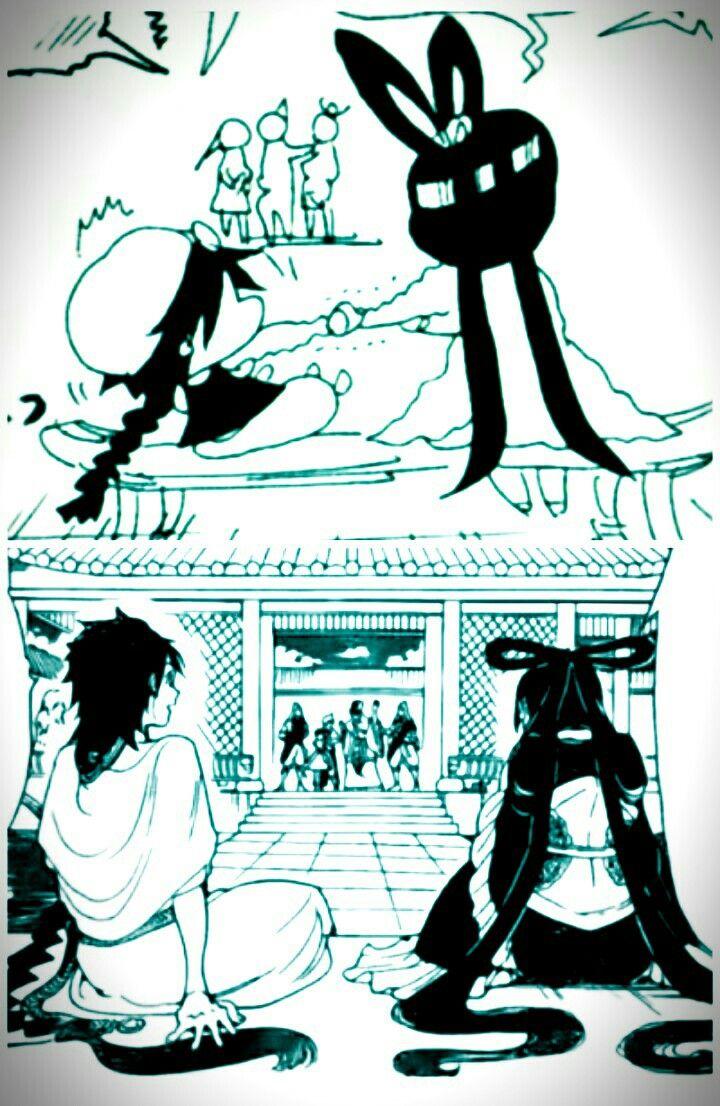 Aladdin and Kougyoku | Magi