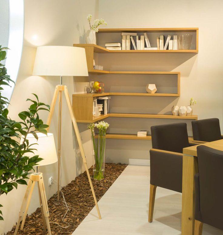 Snake bookshelves designed by Klose System półek Snake - Klose