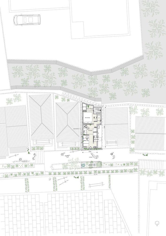 Gallery Of Love2 House Takeshi Hosaka Architects 33 Micro House Plans Architect House