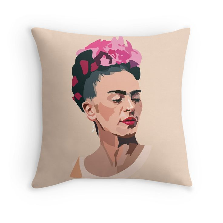 Frida Kahlo - Artist Series by Anna McKay