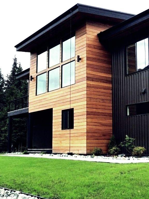 65 Stunning Cedar Siding Ideas Modern Farmhouse Exterior Exterior House Siding Wood Siding Exterior