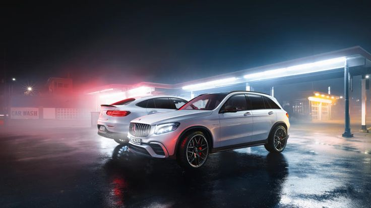 Mercedes-AMG GLC 63 S 4MATIC+ and GLC 63 S 4MATIC+ Coupé.