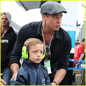 Brad Pitt News, Photos, and Videos   Just Jared