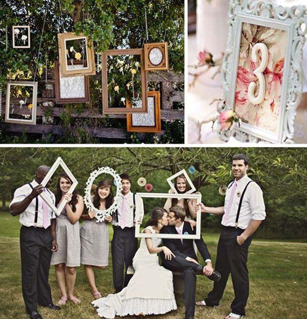 molduras para tira fotos casamento - Pesquisa Google