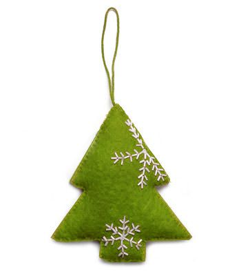Embroidered Felt Tree @Cameron Blazer Style Living: I Can't find this item. I like the style and I think I can recreate it so it will stay on my board.