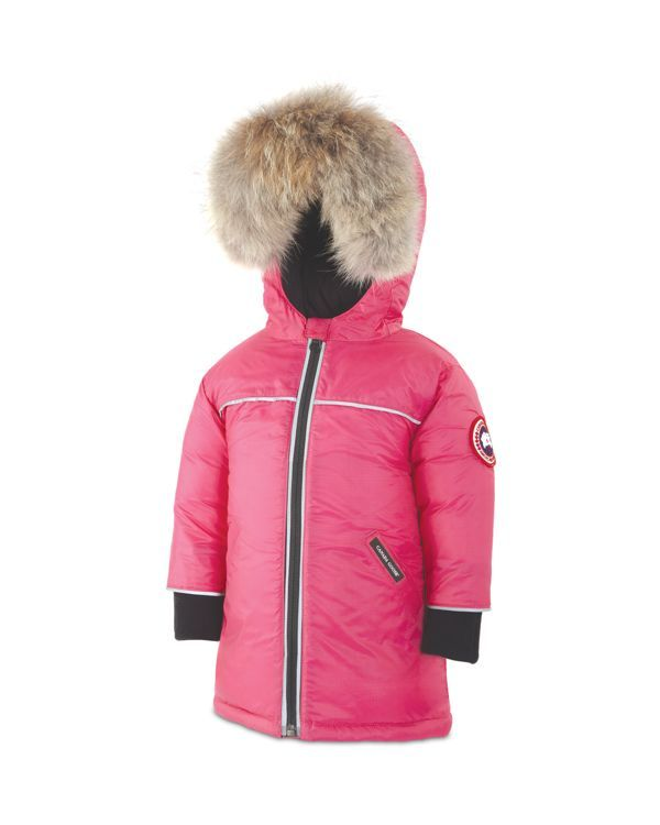 Canada Goose Girls' Reese Parka - Baby
