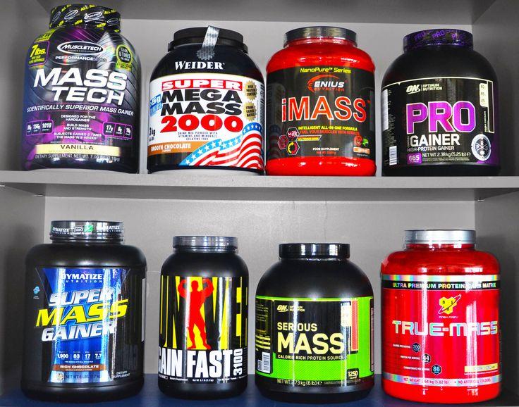 Suplimente de crestere in masa musculara. Ai cele mai populare Gainere pe ProteinOutlet.ro