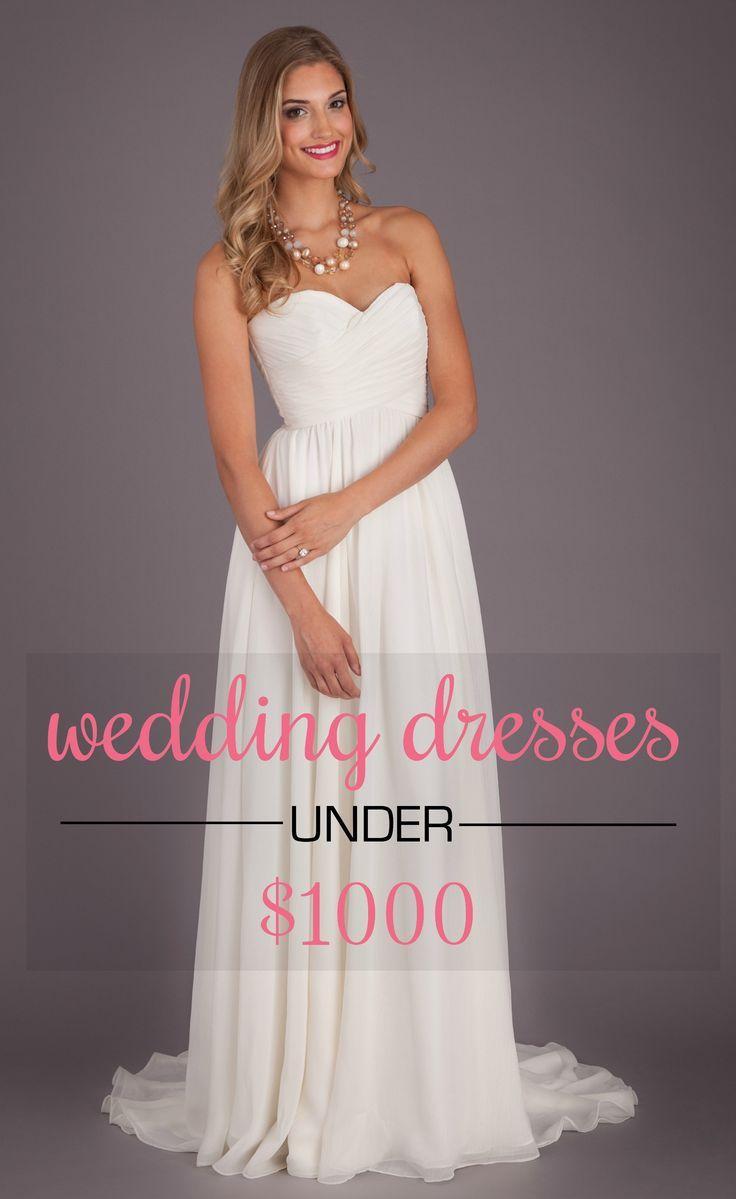 the 25+ best affordable wedding dresses ideas on pinterest