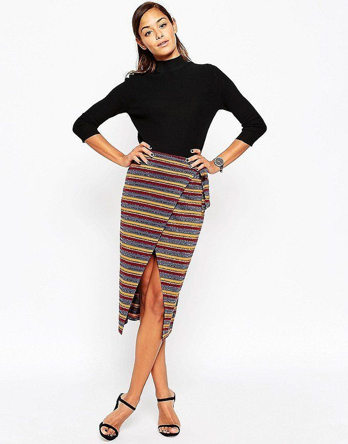 34 Wrap Skirts to Get All Tied Up in This Spring