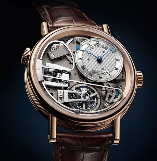 Breguet - Tradition Répétition Minute Tourbillon 7087