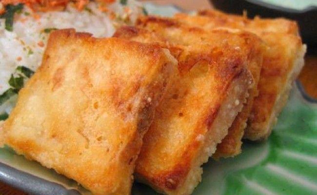 » Tofu frito, una receta vegana para niñosRecetas para niños y bebés