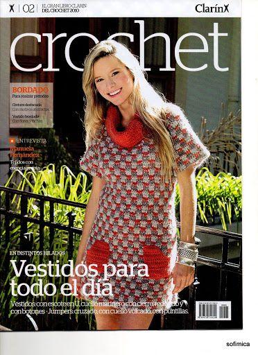CLARIN CROCHET 2010 Nº2 - Daniela Muchut - Álbuns da web do Picasa