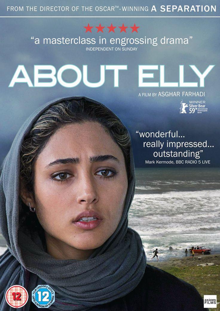 'About Elly' 'Darbareye Elly' Ashgar Farhadi & Golshifteh Farahani