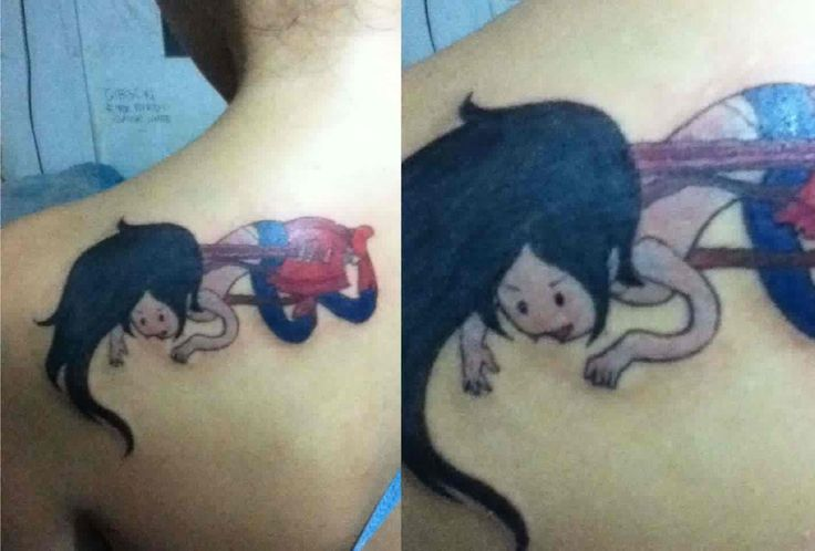 1000 Images About Adventure Time Tattoo On Pinterest An