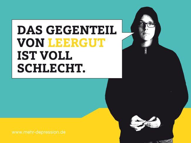 Unglückskekse / Kampagne für mehr Depression / Nico Semsrott