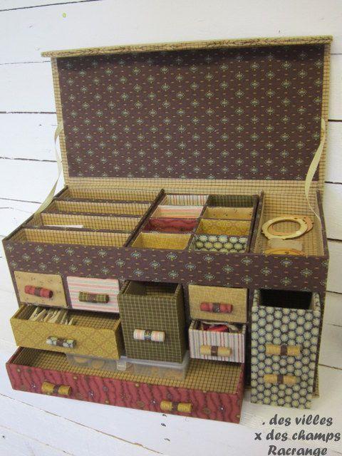 Recycled cereal boxes?                                 Sara Guermani et Jardin Privé