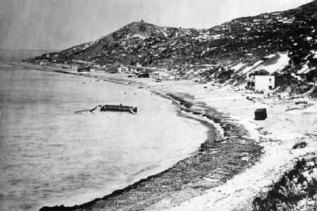 Gallipoli; birthplace of the ANZAC Legend