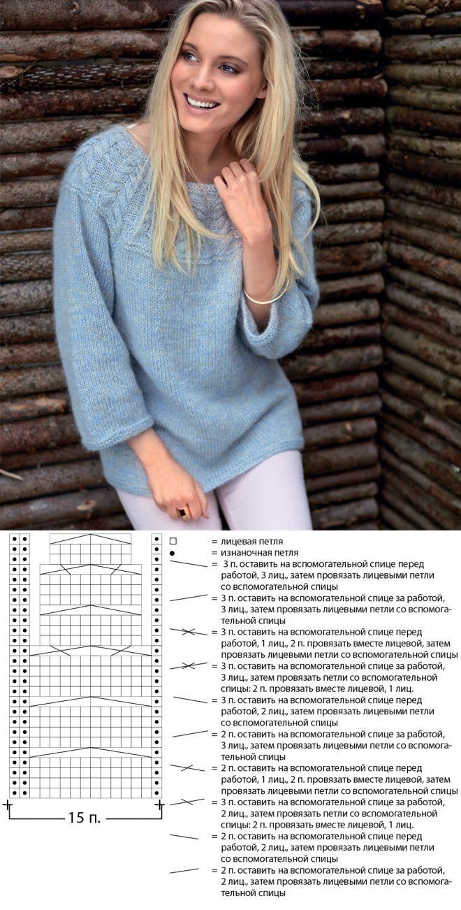схема вязания пальто для взрослого из пряжи травка