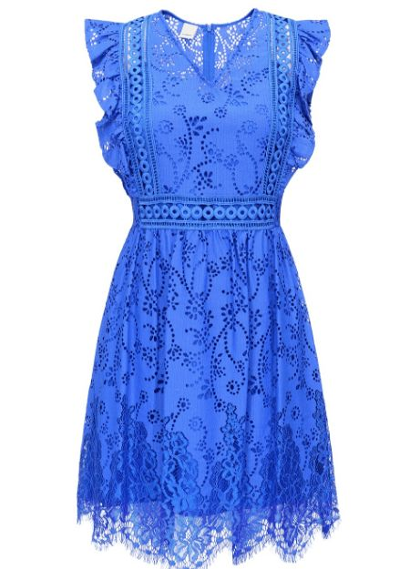 Vestito azzurro