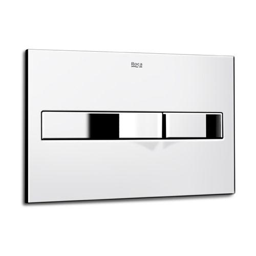 Więcej miejsca – więcej możliwości aranżacji łazienki  Nowy płaski stelaż Duplo Compacto Roca