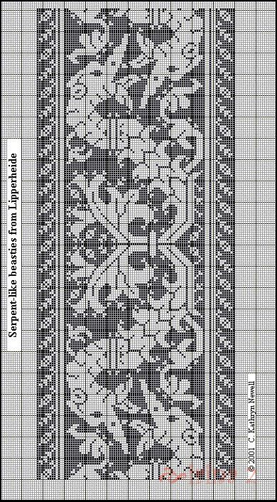 Gallery.ru / Фото #8 - орнаменты для Assisi и техника - Clematis
