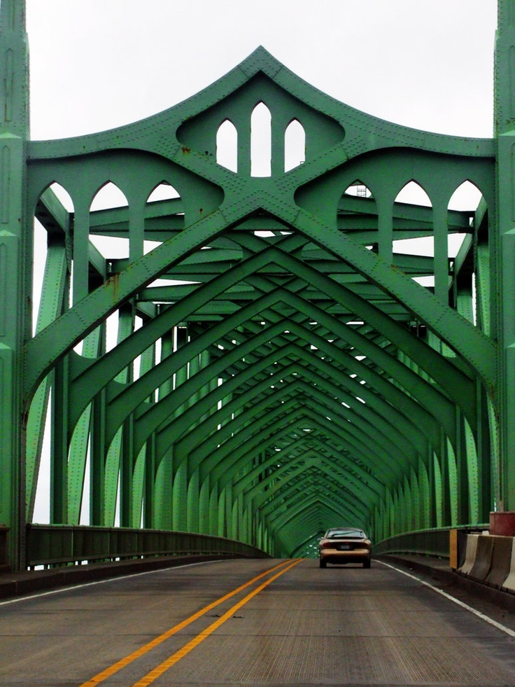 Linked from my DeviantArt page. #bridge #car #travel