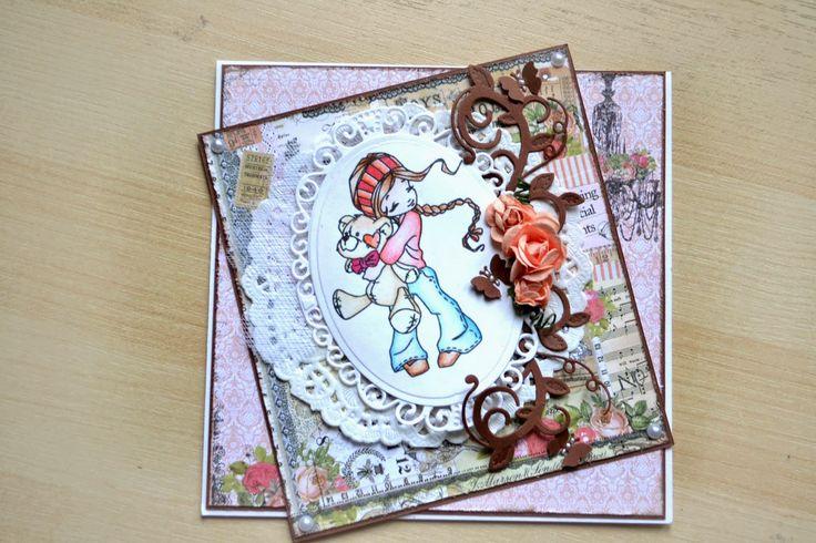 my work scrap: Две открытки